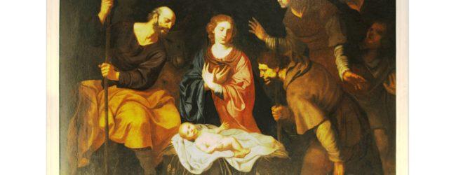 LUNEDÌ 24 DICEMBRE VIGILIA DI NATALE Ore 18,00 S. Messa per i Bambini e i Ragazzi. Ore 23,30 Aspettando Natale Preghiera – riflessione – canti, in attesa della mezzanotte […]